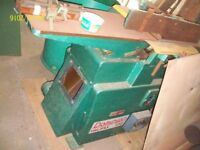 Dominion planer needs new isolator and clean up