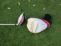 BARGAIN TaylorMade AEROBURNER driver 10.5 degrees mint condition £95 no offers