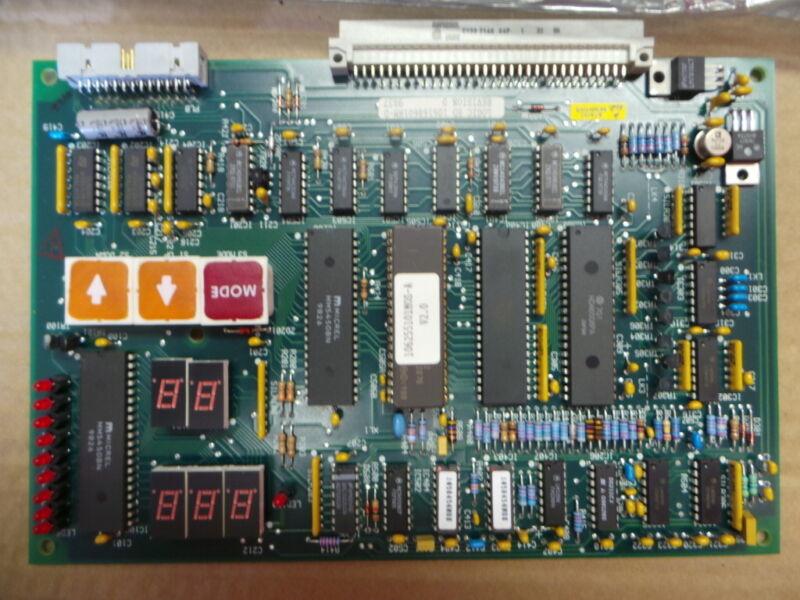 Fincor Boston Gear DC Drive Control Board 106168601HM-D