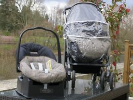 Mamas and Papas Freestyler Travel System