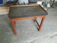 A small Sturdy Workbench