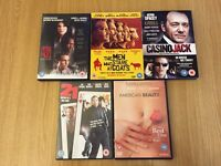 DVDs - Kevin Spacey