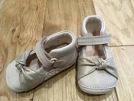 Clarks First Shoes 2G *New & Boxed*