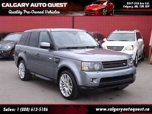 2011 Land Rover Range Rover Sport HSE (LUXURY) 4WD/NAVI/B.CAM/RO