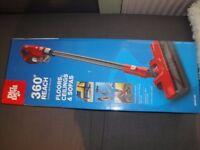 dirt devil corded handhel vacuum cleaner , fantastic power , very clean ,wrokiperfectly