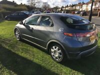2006 Honda Civic 1.4iDsi Dual Climate Contral 2Keys P/w P/M Hpi Clear MOT P/X Welcome