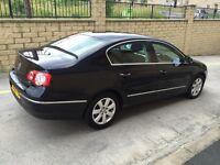 CHEAP 2008 VW PASSAT 1.9 TDI SE ( FULL LEATHER) £1995