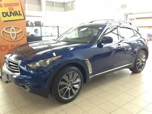 2012 Infiniti FX35 Limited Edition CUIR BLUETOOTH GPS