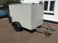 Trailer, very good condition