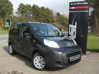 CITROEN NEMO MULTISPACE 1.4 HDi 8v 5dr (grey) 2011