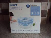 Phillips AVENT microwave steriliser