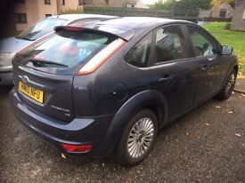 Automatic Ford Focus 1.6 Titanium, Excellent Condition