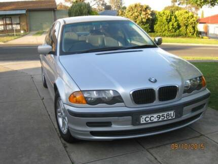 2000 BMW 318i executive  Immaculate condition Gulfview Heights Salisbury Area Preview