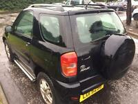 TOYOTA RAV4 SPARES OR REPAIR £400