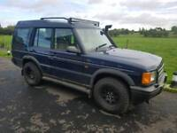 Landrover Discovery TD5, 4x4, not v8