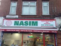 Nasim Halal Meat & Turkey