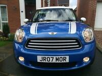 2011 MINI COUNTRYMAN FULL BMW SERVICE HISTORY SHOWROOM CONDITION