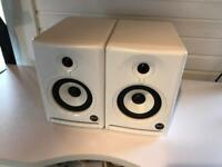 RCF Ayra 5 Active Studio Monitors - Pair includes power cables