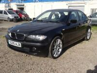 "GENUINE IMMACULATE 60K MILES BMW 318i 9mnths MOT 18""; MSPORT ALLOYS NEW TYRES LOOKS & DRIVES AS NEW"