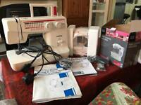 Brother XL-5010 sewing machine 17 stitches included mini sewing machine working perfect please read