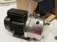 Grundfos JP5 AA CVBP stainless steel water booster pump