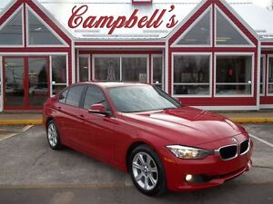 2013 BMW 328 i XDRIVE!! AWD!! MELBOURNE METALLIC RED!! SUNROOF!