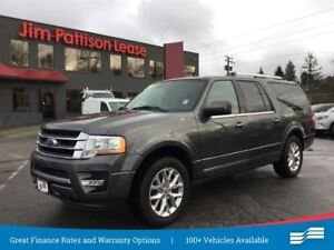 2017 Ford Expedition Max Limited MAX 8 Pass- Full Load