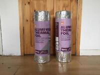 2 INSULATION ROLLS FOR FREE