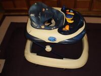 CHICCO UFO BABY WALKER
