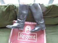 Regent riding boots