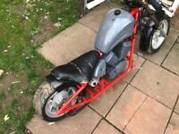 Mini moto chopper/Harley RARE!!