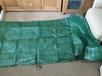 Bench Cover 3 seat Betterware with storage bag NEW £8