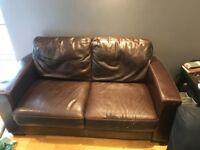 Free Sofa - Leather lookalike