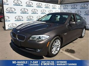 2012 BMW 5 Series 528i XDrive| Navigation| Sunroof| Only 53492