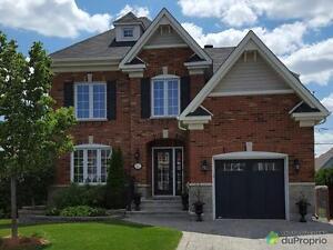 489 900$ - Maison 2 étages à vendre à Vaudreuil-Dorion