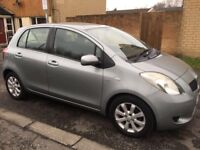2007 toyota yaris 1.4 diesel 5 door full service in excellent condition hpi clear