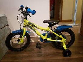Baby bike girl boy muddyfox 14