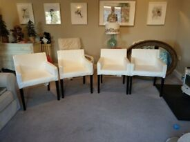 upholstered dining chaires