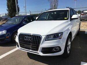2017 Audi Q5 2.0T Komfort Quattro 8sp Tiptronic Executive Demo