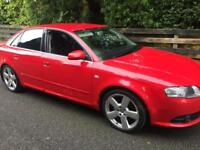 Late 06 Audi 2.0 tdi sline, full mot, available 4/18 as on holiday now