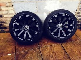 Bmw tyres with allow wheels 3 series 225/45/17