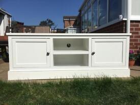 Next TV / Entertaining cabinet - White