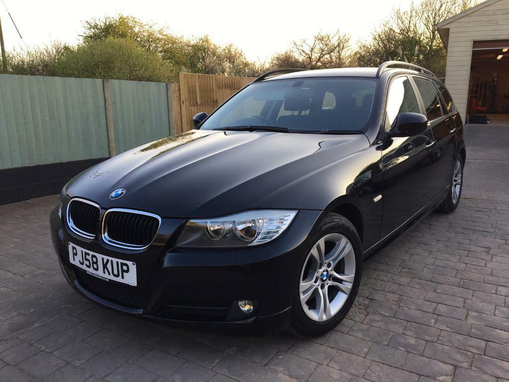 bmw 320i touring 2009 in yate bristol gumtree. Black Bedroom Furniture Sets. Home Design Ideas