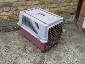 Ferplast Atlas 40 Small/Medium Dog Carrier #FREE LOCAL DELIVERY#