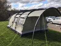 Outwell Tent BearLake 4. PolyCotton