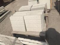 Cobble Effect 450x450 concrete paving slabs