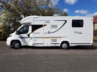 MOTORHOME HIRE IN EDINBURGH AND LOTHIANS 4 BERTH AND 2 BERTH