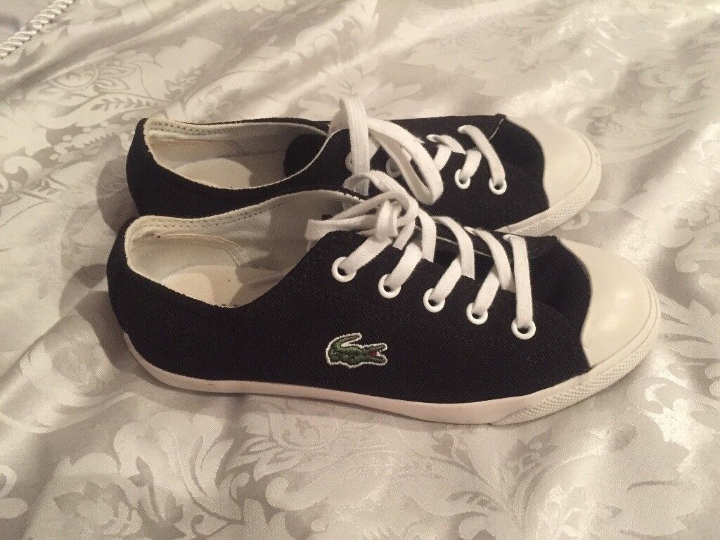 Boys Lacoste shoes