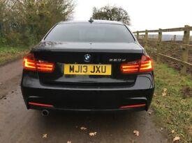 BMW 3 Series 2.0 320d M Sport
