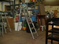 4 Step Ladder 356/9/18